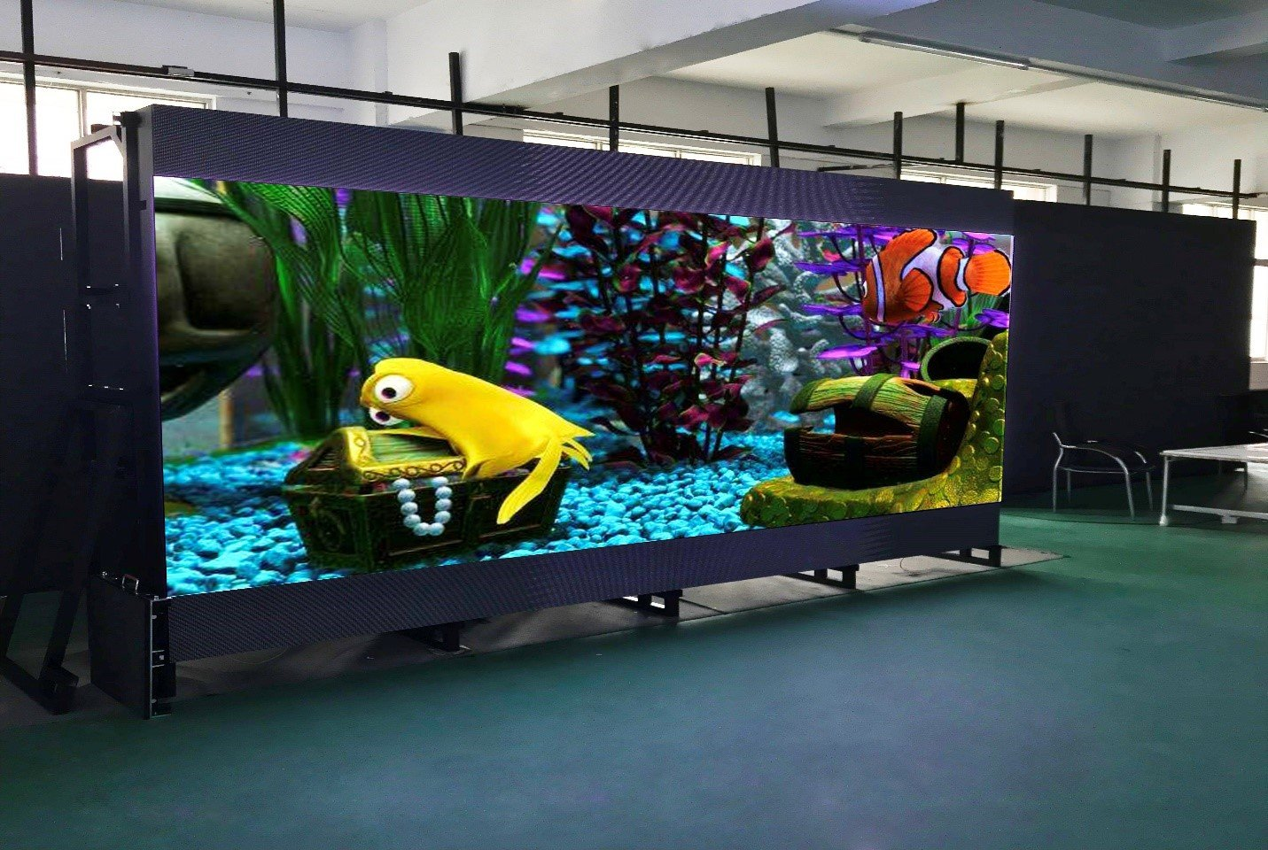 HOW TO CORRECTLY SELECT AN LED SCREEN FOR DIGITAL SIGNAGE