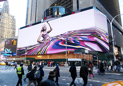 Major Differences Between Indoor And Outdoor Fixed LED Display Screen